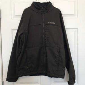 Columbia men's large full zip jacket